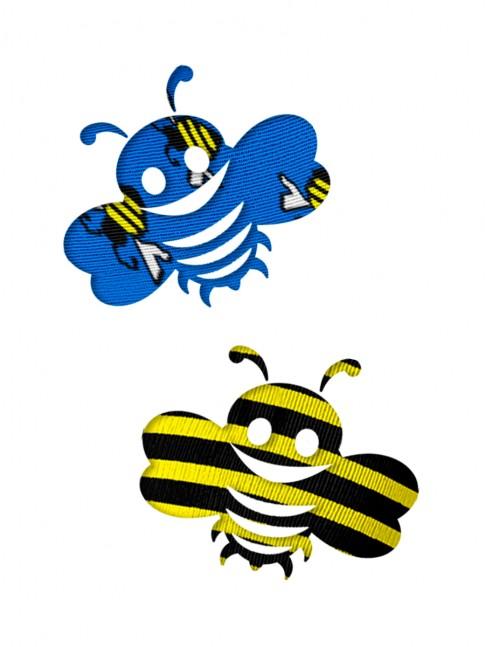 calcetines de abejas. abejitas blue