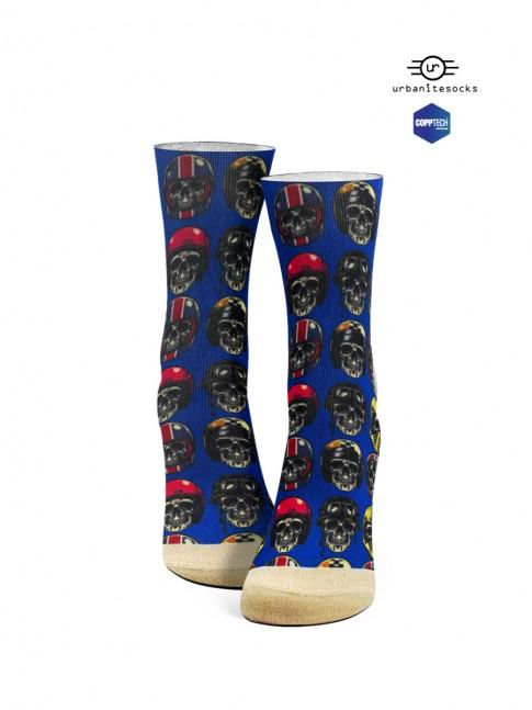 calcetines para moteros