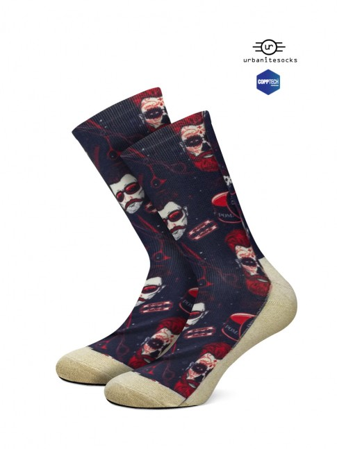 calcetines para  hipsters