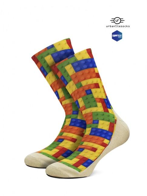 compra calcetines de colores