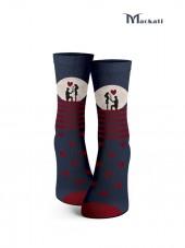 calcetines para enamorados san valentin