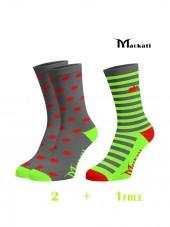 calcetines para niños dinosaurios